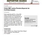 Plenária-Repórter-Diário