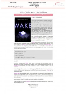 Wake2